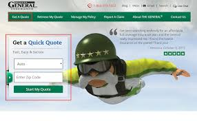 General Insurance Quote New Free The General Auto Insurance Quote