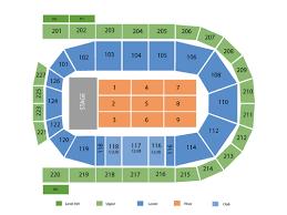 Seating Chart Mohegan Sun Arena Logical Mohegan Sun Arena Layout