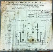 phase air compressor motor starter wiring diagram wiring diagram square d motor starter wiring diagram image about