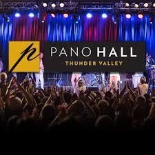 Thunder Valley Pano Hall Seating Chart Thunder Valley Casino Jo Koy Antwort 2019