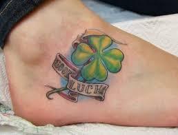 наколка приносящая удачу фото татуировки на удачу основные символы