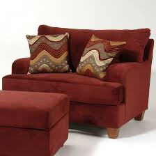 oversized lounge chair. Oversized Living Room Chair Fresh Red Accent With Ottoman Scalabeyond Lounge L