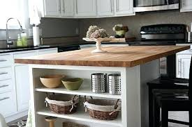 butcher block shelves butcher block island butcher block countertop open shelving