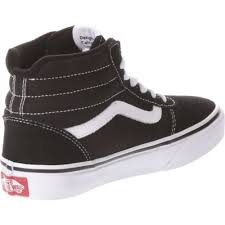 vans shoes for boys. vans boys\u0027 ward high-top shoes - view number for boys