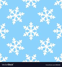Snow Flake Pattern Unique Decoration