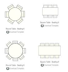 reception table seating chart template dinner templates design plan