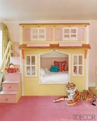 Girlsu0027 Bedroom Bunk Beds
