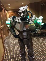 This Enclave Cosplay Is Awesome ...  Reddit