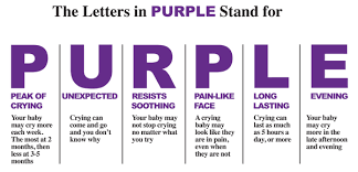 Period Of Purple Crying Program Government Of Prince Edward Island