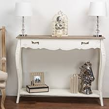 french console tables. Baxton Studio Bourbonnais Wood Traditional French Console Table, White Tables E