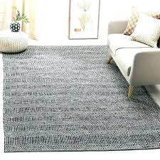 grey area rug 5x7 area rugs area rugs hand woven cotton ivory dark grey area rug