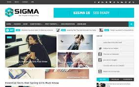 website advertisement template 150 free responsive magazine style blogger templates 2018