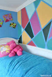 diy painting wallsModern Art Wall Design DIY for the Coolest Wall Ever  Club Chica