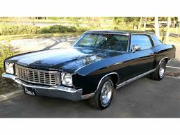 1972 Chevrolet Monte Carlo for Sale | ClassicCars.com | CC-979031
