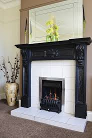 fireplaces rock fireplace mantels ideas decorating country mantel wall decor above