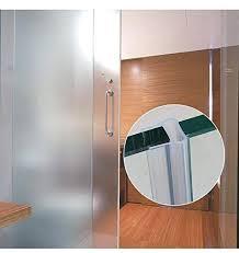 glass shower door seal strip 120inch