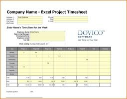 excel project timesheet excel time sheet template chakrii