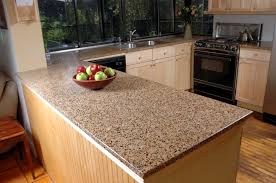 image of beautiful recycled glass countertops tips pertaining to small kitchen