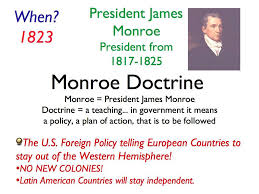 Image result for monroe doctrine wikipedia