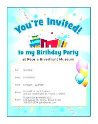 Free Online Birthday Invitations To Email Party Invitation Maker Online Free Plan A Hello Kitty