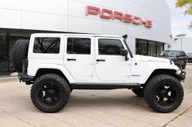 jeep wrangler 2015 white 4 door. Fine White 2015 Jeep Wrangler Unlimited Rubicon Chicago IL In White 4 Door U