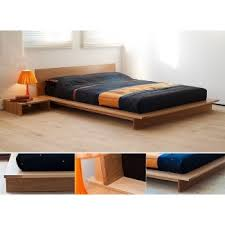 Low Profile Wood Bed Frame - Ideas on Foter