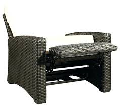 outdoor recliner chair innovative patio set with reclining chairs for lounge ottoman