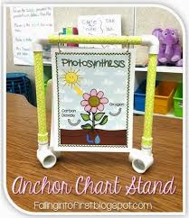 Anchor Chart Stand Mini Anchor Chart Stand Falling Into First Classroom Fun