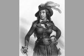 women and the french revolution many roles anne joseph mericourt participant in the storming of the bastille and the women s for