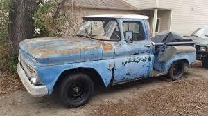 1963 Chevrolet C10 Short Bed Stepside Parts Truck Without Engine ...