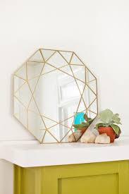 Diy Mirror Gem Mirror Diy Easy Glass Cutting Technique A Beautiful Mess