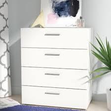 Small White Bedroom Dresser | Wayfair