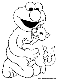 Small Picture Printable 56 Sesame Street Coloring Pages 2162 Sesame Street