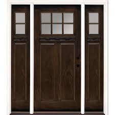 craftsman front doorCraftsman  Front Doors  Exterior Doors  The Home Depot
