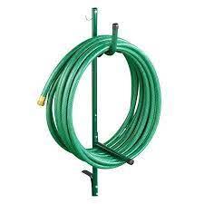 hose storage caddy with sy stake