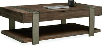 lift top coffe table accent and occasional furniture union city lift top cocktail table bark mainstays