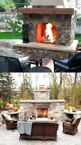 outdoor brick fireplace kits small outdoor fireplace ideas covered patio with fireplace and backyard fireplace kits