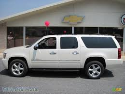 2011 Chevrolet Suburban LTZ 4x4 in White Diamond Tricoat - 288891 ...