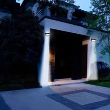 lights best australia best solar powered motion sensor detector led outdoor garden door with regard to