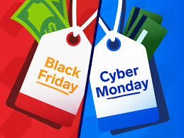 Image result for Make sure it is just the cost of your black Friday shopping that leaves the store