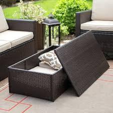 patio furniture with storage wonderful looking patio furniture with storage inspiring outdoor coffee table ideas tables patio furniture with storage