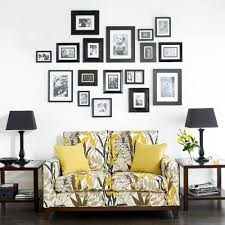 Picture Frame Feature Wall Art Living Room Ideas Wall Art Ideas Wall Picture Frames For Living Room
