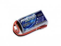 <b>Аккумулятор Fullymax LiPo</b> 7.4V 2S 20C 800 mAh - FB800XL-2S