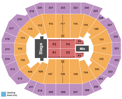 Fiserv Forum Milwaukee Tickets And Venue Information