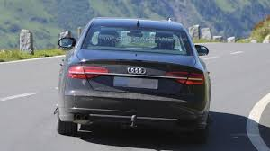 Next generation Audi A8 reportedly delayed until late 2017 to ...