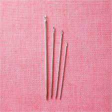 201 best Hand Stitching images on Pinterest & Here's a little primer to the most commonly used hand-sewing needles: how to Adamdwight.com