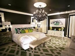 image of cool bedroom chandelier ideas