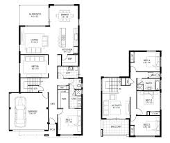 Small Picture Modern 4 Bedroom Simple House Plans Regarding Bedroom Shoisecom