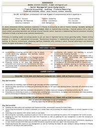 Bank Reconciliation Resume Sample Thinkbigcareer Com