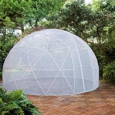 garden igloo. THE GARDEN IGLOO 360 DOME With Wintergarden Cover Garden Igloo A